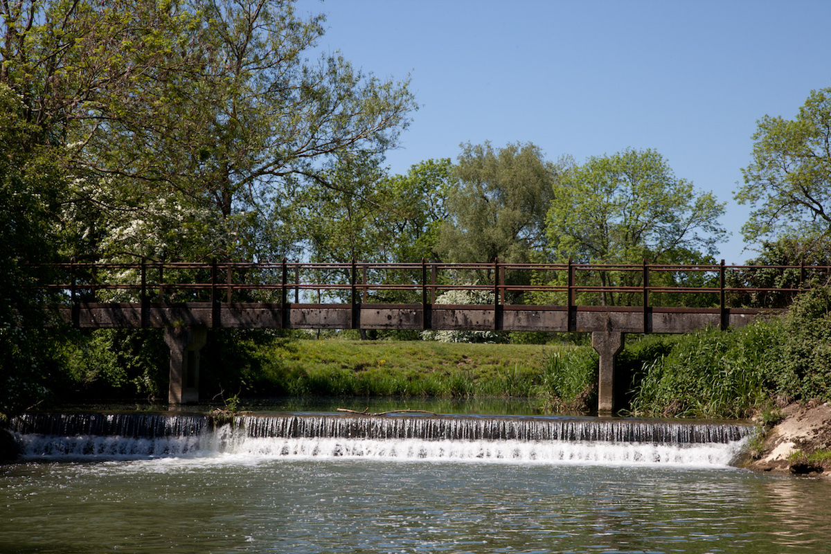 Image of a Weir